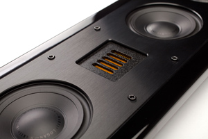 Martin Logan Motion SLM - Super Skinny Loudspeakers