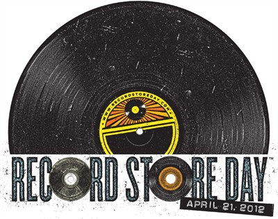 Record Store Day April 21st 2012