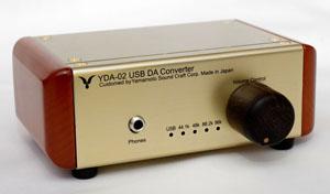 Yamamoto YDA-02 DAC