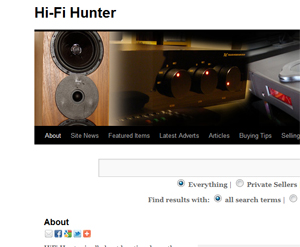 Great Used Hifi Resource