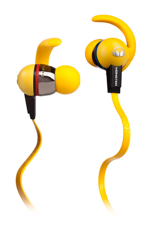 Monster Support Cancer Charity with Livestrong Headphones