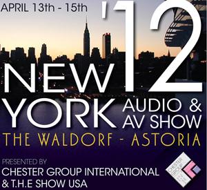 New York Audio and AV Show