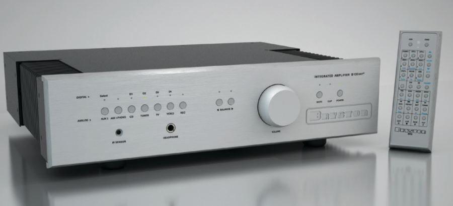 New Bryston Integrated Amplifier