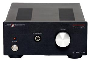 Nighthawk Headphone Amplifier by Audio Electronics