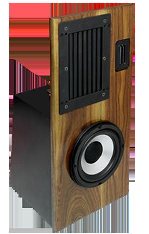 Eminent Technology LFT-16a and LFT-8b Loudspeakers
