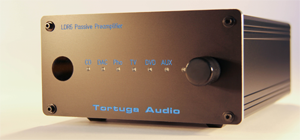 Tortuga Audio Launches LDR6 Passive Preamplifier