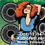 Cary Audio At the Rocky Mountain Audio Fest
