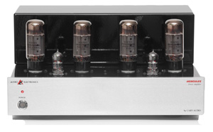 The New Hercules Power Amplifier from Audio Electronics by Cary Audio