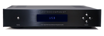 Electrocompaniet Launch Pl 2D Integrated Amplifier with Dac