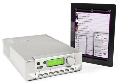 Cyrus Audio Launches App