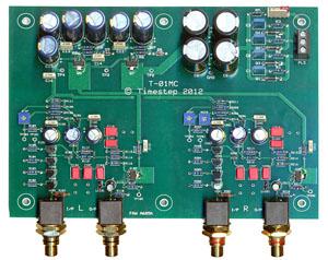 T-01MC PCB