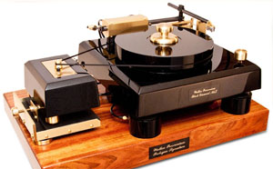 Walker Proscenium Black Diamond V Turntable