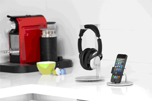 Just Mobile Headstand Headphone Stand