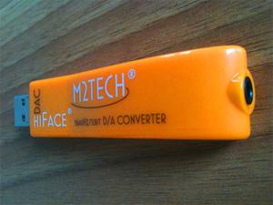 M2Tech Hi Face DAC