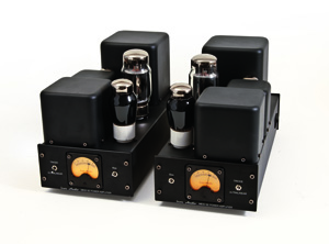 Icon Audio's New MB30SE Valve Monobloc Amplifiers