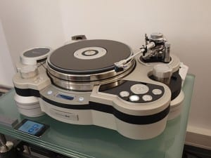 TechDAS Airforce One Turntable