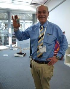 A j Van den Hul and his Nano Carbon