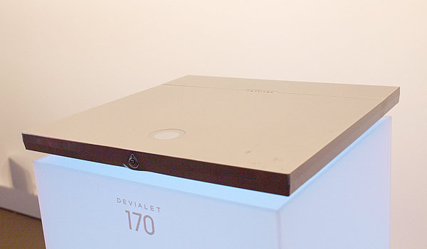 Devialet at Oxford Audio