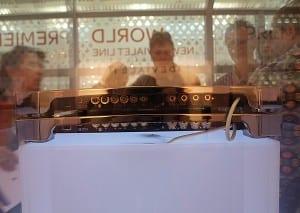 Devialet amplifier rear