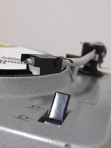 EMT Turntable Closeup