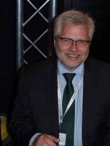 Norbert Lehmann at Munich High End