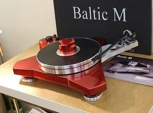 Vyger Baltic Turntable