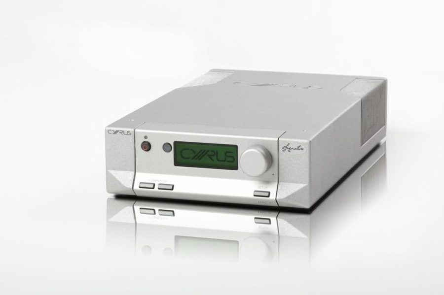 Hifi Review - Cyrus Audio DAC X Signature
