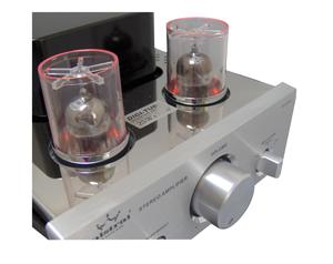 Hifi Review - Mistral DT-307a Hybrid Amplifier