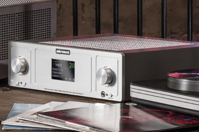 Audio Research Announce SP20 Preamplifier