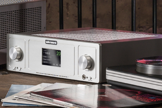 Audio Research Announce SP20 Preamplifier