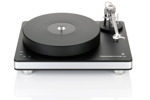 Clearaudio Introduce New Performance DC Turntable