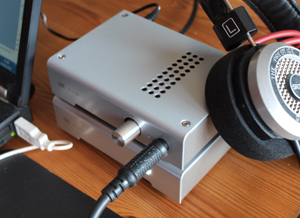 Shiit Audio Headphone amp and DAC