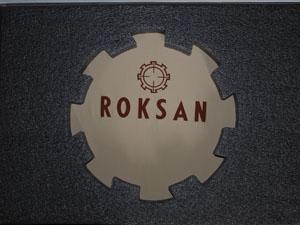 Roksan Oxygene Packaging