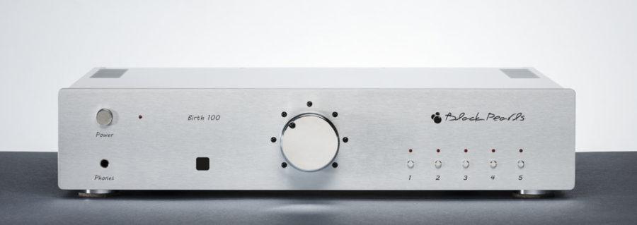 Hifi Review - Black Pearls' Birth 100 Ampilfier