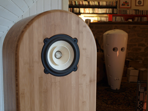 Hifi Review - JoSound Cartouche Loudspeakers