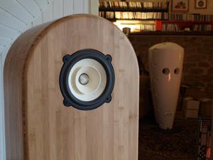 Hifi Review - JoSound Cartouche Loudspeakers