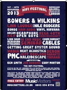Music Matters Hifi Fest 2013