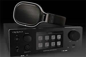 Oppo Headphones and Headphone Amplifier Announced