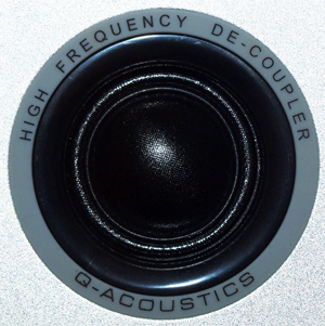 Q Acoustics Concept 20 Tweeter
