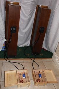 Loudspeaker Refurbishement Service from RFC