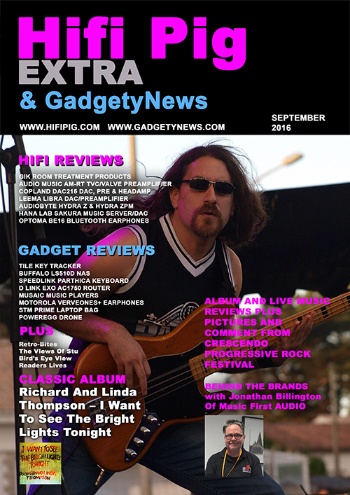 Hifi Pig Extra & GadgetyNews September Is Out