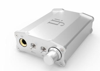 iFi iCAN Headphone Amplifier