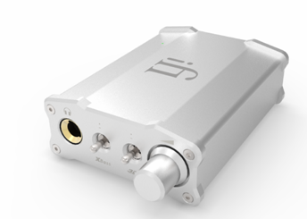 iFi iCAN Headphone Amplifier