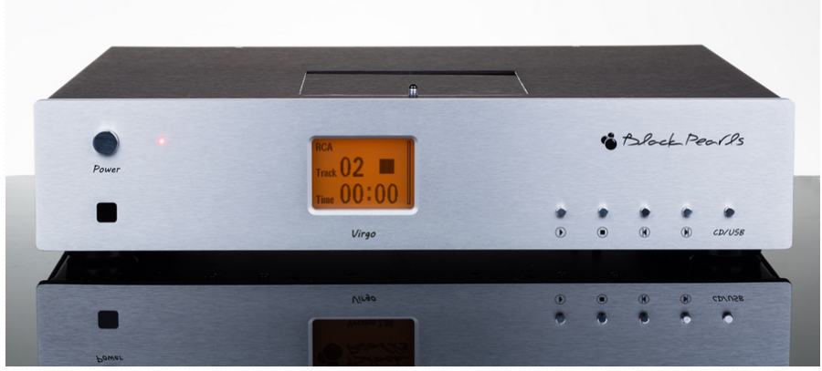 New Black Pearls CD Player Announced