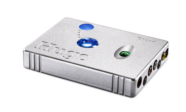 Chord Electronics Launch Hugo at CES 2014