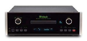 McIntosh Laboratory MCD550 CD/SACD Player
