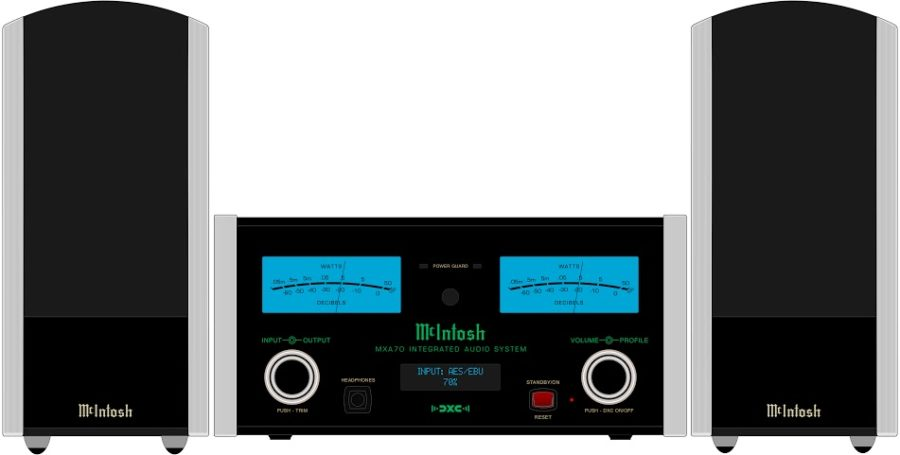 McIntosh to Announce New Products at CES 2014