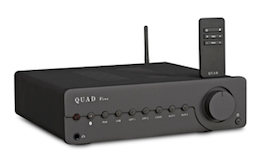 Quad Vena Integrated Amplifier and DAC