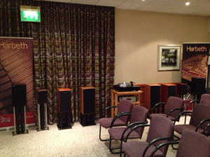 Guildford Audio and Absolute Sounds Hifi Show