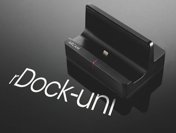 Arcam Announce rDock-uni